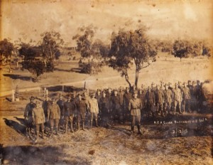Blackboy Hill WA - NCO class 2 Dec 1915 -ex Susan Salvair
