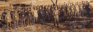 NCO Class 2-12-1915 Blackboy Hill WA. Who are they?