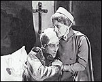 "Nurse Cavell depicted in the 1928 Film ""Dawn"" - BFI image 1150973-516610"